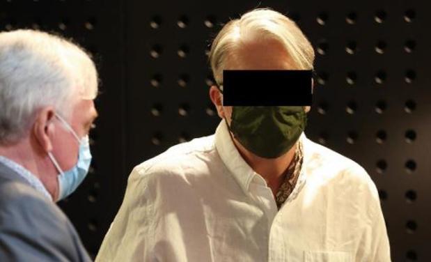 Xavier Van Den Brandt reconnu coupable de l'assassinat de Véronique Quidouce