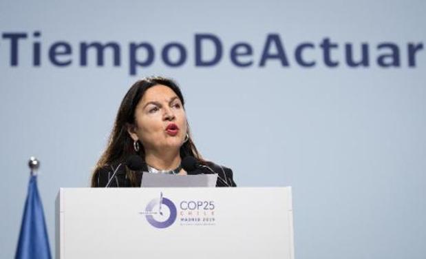 """""""België wil bijdrage aan Green Climate Fund optrekken tot 100 miljoen"""""""