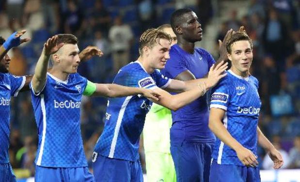Europa League : Genk débutera au Rapid Vienne, l'Antwerp à l'Olympiakos