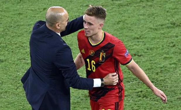"""Euro 2020 - Roberto Martinez: """"On a montré ce que nous n'avions peut-être pas il y a trois ans"""""""