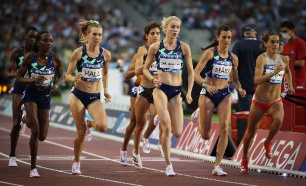 Pas de record de Belgique du Mile pour Elise Vanderelst, MPM pour Sifan Hassan