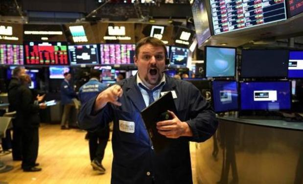 Coronavirus - Wall Street connaît sa pire séance depuis 2008