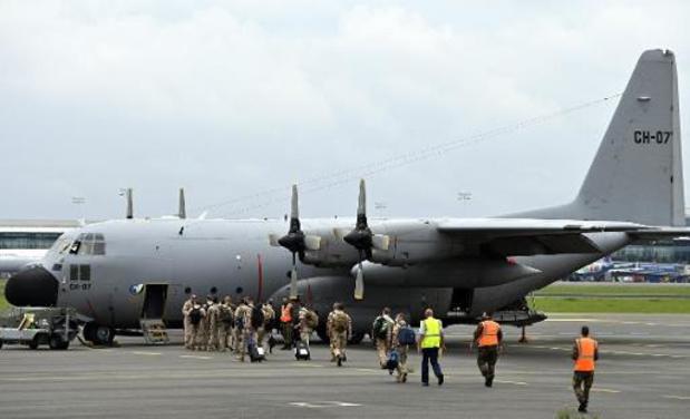 Bij Belgische militaire operatie in Afghanistan vielen in totaal 155 gewonden
