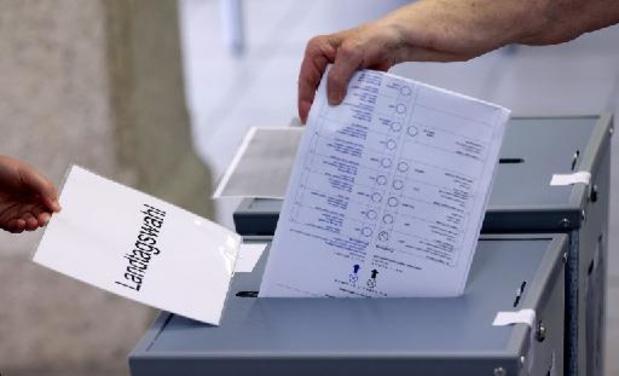 Allemagne: dernier test électoral avant la fin de l'ère Merkel