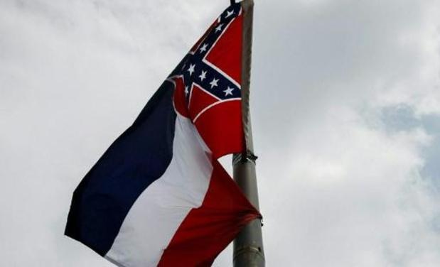 Debat racisme en kolonialisme - Amerikaanse staat Mississippi haalt Confederatie-embleem uit zijn vlag