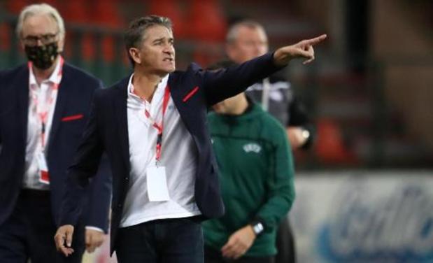 """Europa League - """"Ben tevreden met geleverde werk"""", zegt Standard-coach Montanier na zege tegen Bala Town"""