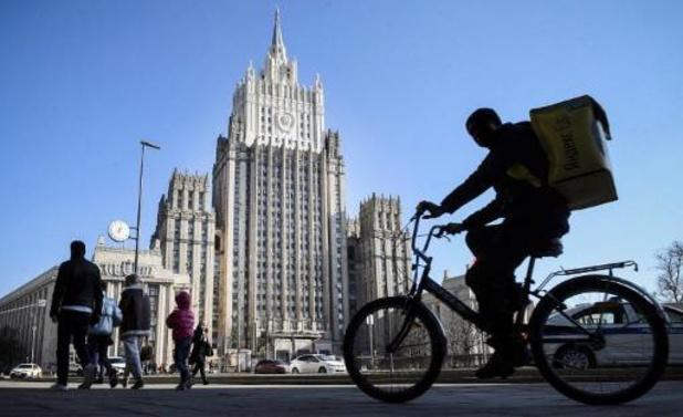"Capitool bestormd - Moskou noemt Amerikaans kiessysteem ""archaïsch"""