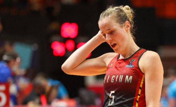 Euro de basket féminin - Les Belgian Cats face à la Biélorussie à 18h00 pour une deuxième médaille de bronze
