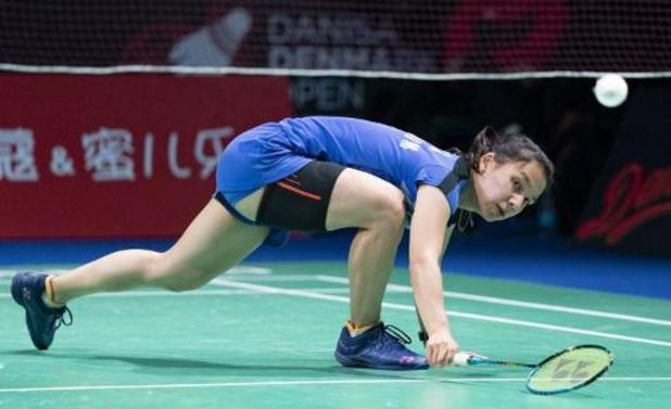 Qualifications de l'Euro de badminton par équipe mixte - La Belgique battue par la Russie