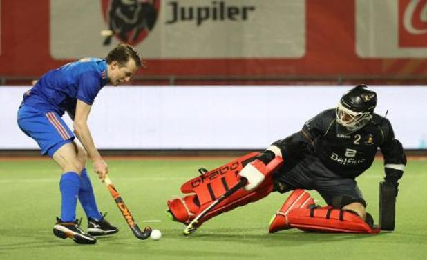 Hockey Pro League - Loic Van Doren, quasi infranchissable aux shoot-outs, regrette les moments de flottement