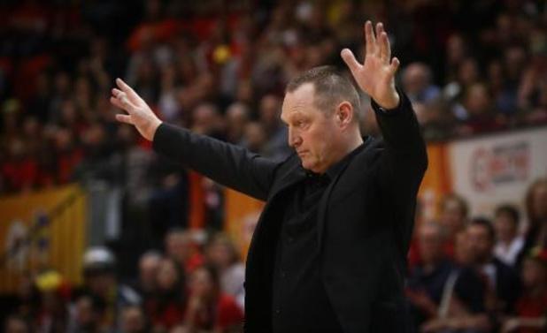 Basket (dames) - Philip Mestdagh ne sera plus celui de Namur la saison prochaine, son successeur déjà connu