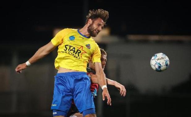 1B Pro League - Waasland-Beveren wint op het veld van RWDM