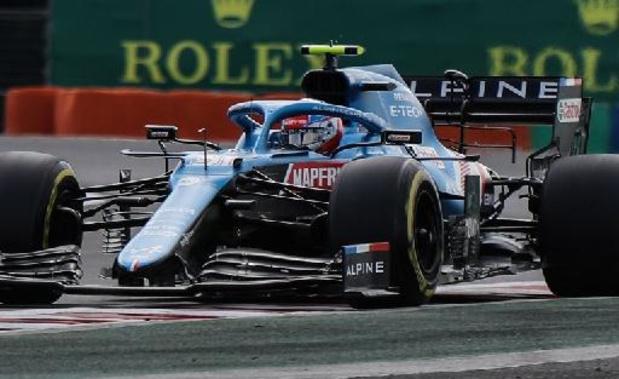 GP de Hongrie: première victoire pour le Français Ocon, Hamilton (3e) reprend la tête à Verstappen
