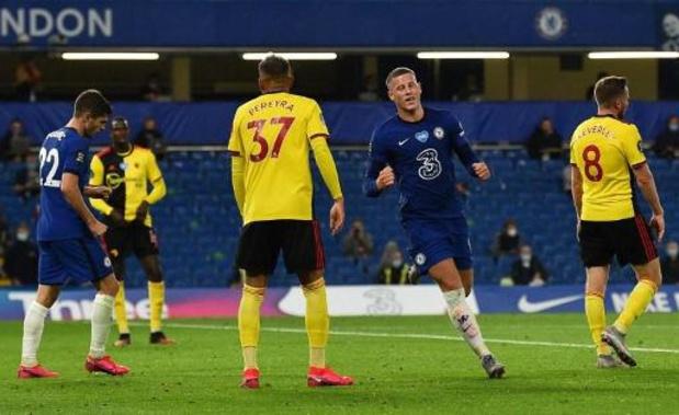 Les Belges à l'étranger - Chelsea dispose de Watford et reste dans la course à l'Europe