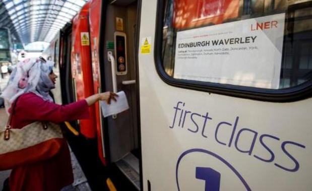 Londres nationalise des lignes ferroviaires du nord de l'Angleterre