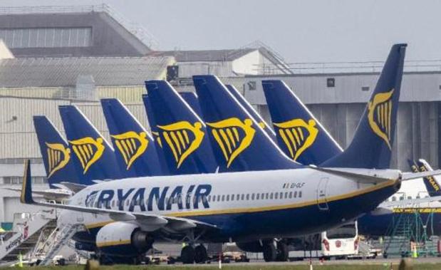 Le groupe Ryanair s'attend à n'opérer de vols ni en avril ni en mai