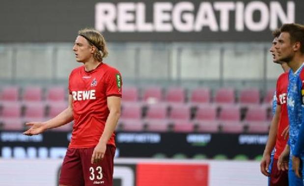 Sebastiaan Bornauw quitte Cologne pour Wolfsburg