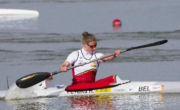 Kayak : Hermien Peters 7e en finale A du K1 500m, Lize Broekx 3e en finale B