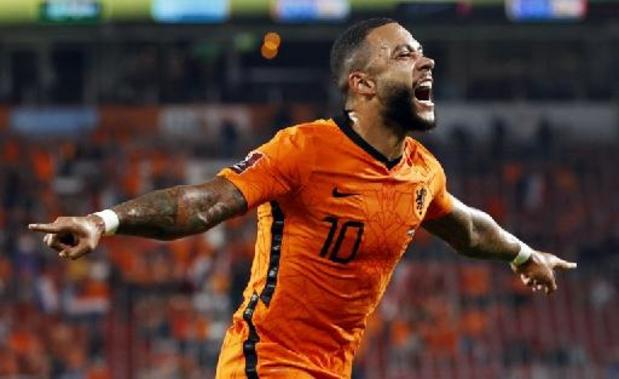 Kwal. WK 2022 - Nederland veegt vloer aan met Montenegro, Frankrijk verslikt zich opnieuw in Oekraïne