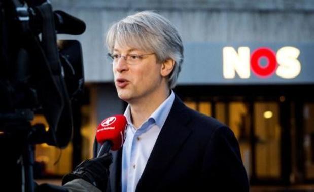 """Extra politie op Mediapark in Hilversum, toegang NOS afgesloten vanwege """"een melding"""""""