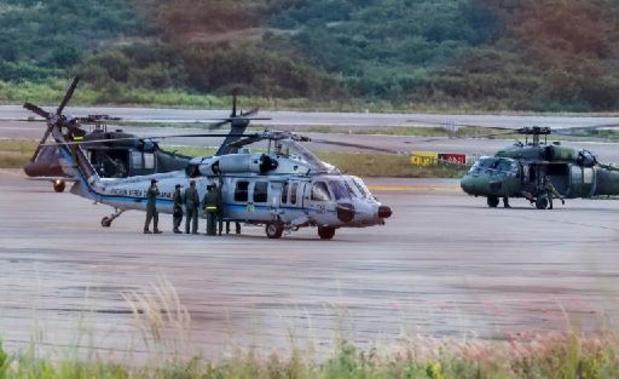 Colombie: forte récompense offerte après les tirs contre l'hélicoptère du président Duque