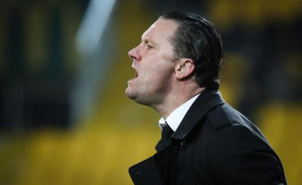 Stijn Vreven est le nouvel entraîneur de l'AS Trencin