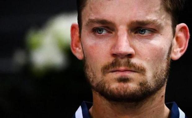 """ATP Paris - Goffin, battu par Gombos : """"Je n'avais aucune attente, juste envie de me tester"""""""