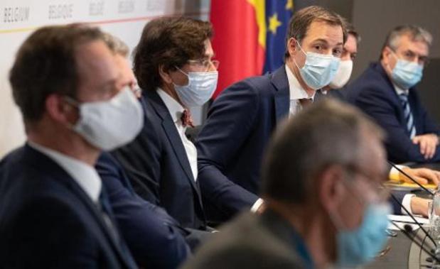Coronavirus - Verplichte quarantaine en test na terugkeer uit rode zone