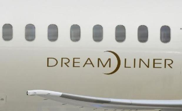 """""""Levering Boeing 787 Dreamliner tot oktober uitgesteld"""""""