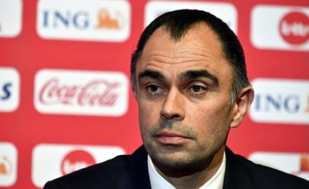 Johan Walem remplacé par Nikos Kostenoglou à la tête de l'équipe de Chypre