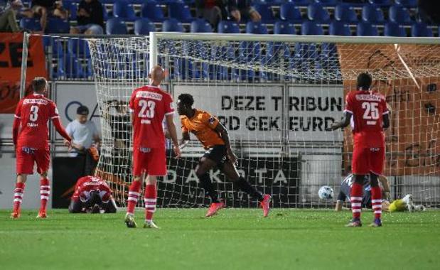 1B Pro League - Battu à Deinze, Mouscron reste bloqué à 0 après quatre journées