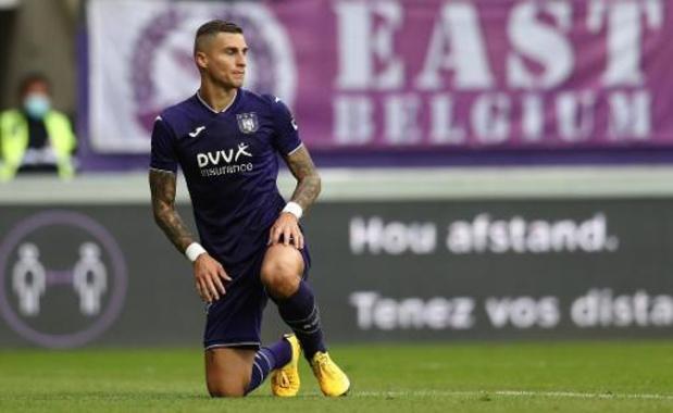 Charleroi huurt Ognjen Vranjes van Anderlecht