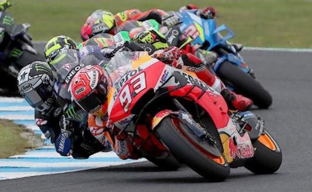 MotoGP - Marc Marquez (Honda) remporte le Grand Prix moto d'Australie