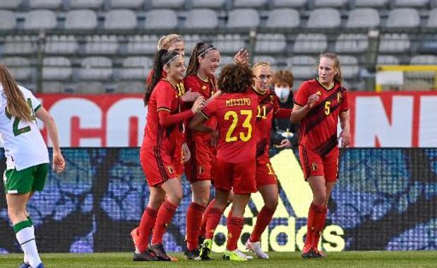 Red Flames - Red Flames kennen vrijdag hun tegenstanders in voorronde van het WK