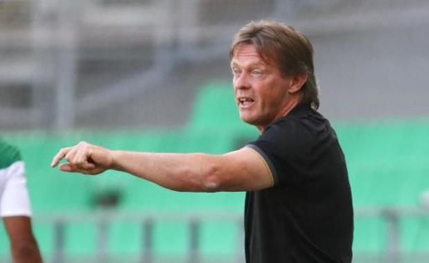 Jupiler Pro League - Frank Vercauteren est le nouvel entraîneur de l'Antwerp