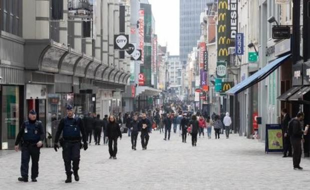 Coronavirus - Le commerce bruxellois subira de manière prolongée l'effet du recul du secteur du tourisme