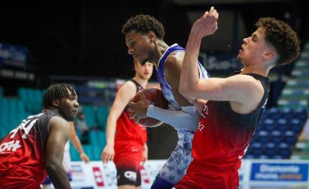 EuroMillions Basket League - Bergen wint Waalse clash, ook Leuven, Limburg en Aalst winnen
