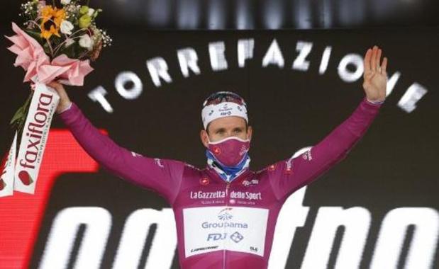 Arnaud Démare remporte la 11e étape du Giro, son 4e succès depuis le départ