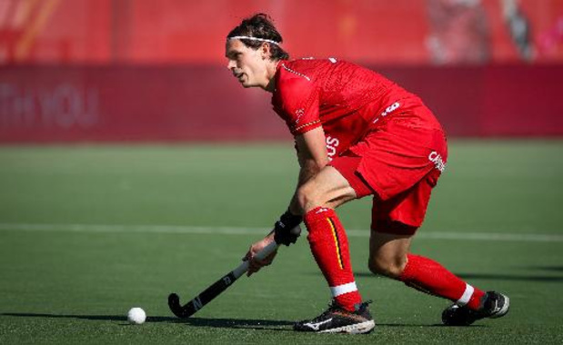 """Euro de hockey - """"Un manque de structure et trop de cartes"""" expliquent la défaite belge selon Felix Denayer"""