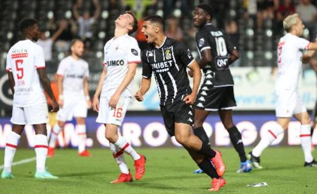 Jupiler Pro League - Match nul entre Charleroi et l'Antwerp en ouverture de la 4e journée