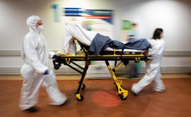 Covid en Belgique: Plus de 600 personnes actuellement en soins intensifs