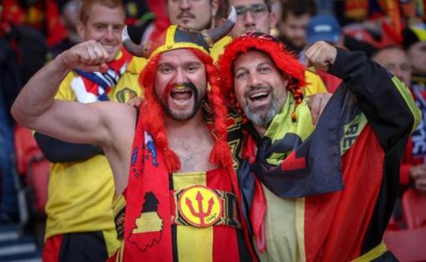 Fans waarschijnlijk toegelaten op matchen van Rode Duivels in oktober en november