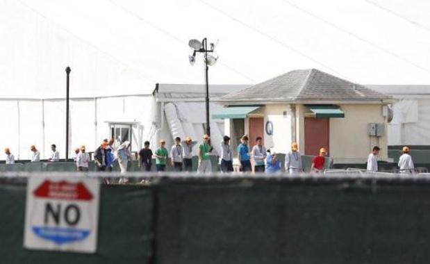 Amerika is land met meeste kinderen in detentie