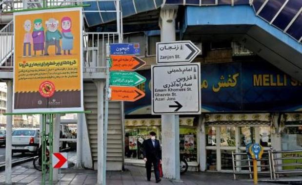 Iran telt 88 nieuwe doden, meer dan 1.000 buitenlandse gevangenen voorlopig vrijgelaten