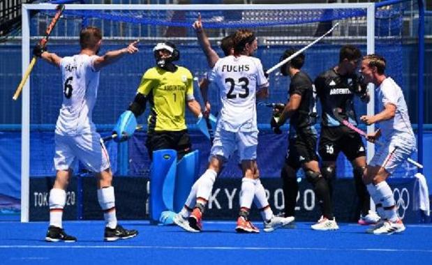 JO 2020 - L'Allemagne élimine l'Argentine, tenante du titre, dans le tournoi de hockey