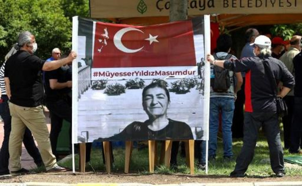 Turquie: libération conditionnelle d'une journaliste accusée d'espionnage