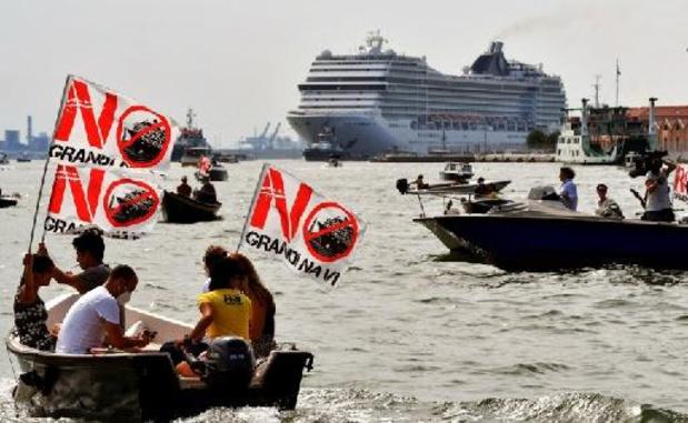 Venetië schrijft ideeënwedstrijd uit voor nieuwe cruiseschiphaven