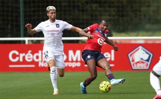 Anderlecht stalt Antoine Colassin bij Zulte Waregem