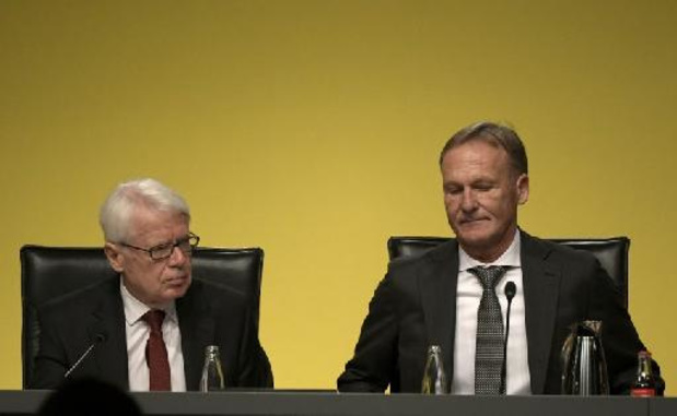 La fédération allemande, le Bayern et le Borussia Dortmund rejettent la Super League