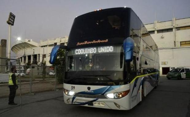 Report de la demi-finale de la Copa Sudamericana entre Coquimbo et Defensa